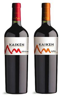 Uno de los participantes del combo.   Kaiken Malbec.  https://www.facebook.com/pages/Dr-Wine/134861573239407?ref=hl