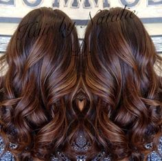 long+brown+hair+with+caramel+balayage