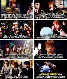 harry potter - books quotes