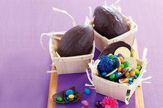 Pinata chocolate eggs