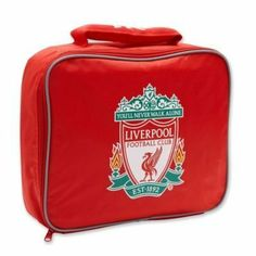 Liverpool Fc Football Rectangle Lunch Bag Official by Linenideas. $24.35. Full Colour Club Crest. 100%Official. Nylon With Pvc Coating Which Is Easy To Wipe Clean. Size 29Cm X 24Cm X 8Cm.. School Bag. Product Measurements:- 25 x 30 x 8 cm 9.8 x 11.8 x 3.1 Inch Official Licensed Product