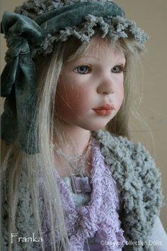 luluzinha kids ❤ bonecas ❤ Franka