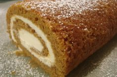 Pumpkin Cream Cheese Roll One of the best pumpkin roll recipes I've used to date