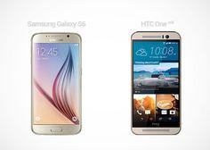 Samsung Galaxy S6 vs HTC One M9, ¿cuál ha salido victorioso en el día de hoy?