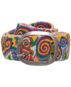 SoulFlower-NEW! Whirl Swirl Belt-$48.00