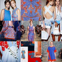 See the Tory Burch Spring/Summer 2016 Runway Experience