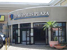 Shopping Cosmópolis Plaza - Cosmópolis (SP)