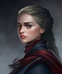 Daenerys Targaryen Aesthetic, Daenerys Targaryen Art, Khaleesi, Game Of Thrones Poster, Game Of Thrones Art, Queen Of Dragons, Mother Of Dragons, Fantasy Images, Art Images