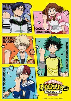 Boku no Hero Academia || My hero academia #mha