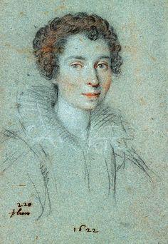Ottavio Leoni   Portrait of a Lady   1622   The Morgan Library & Museum