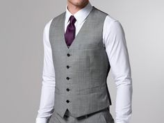 The Essential Gray 3 Piece Suit | Indochino