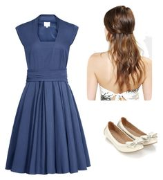"""Church outfit"" by seraiah99 ❤ liked on Polyvore featuring beauty, Reiss and Accessorize"