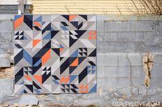 Rebel Quilt (link to buy pattern)