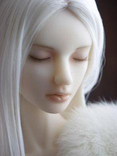 Porcelain. #Beauty #Art #Doll