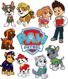 icu ~ Paw Patrol SVG files в 2020 г Los Paw Patrol, Paw Patrol Party, Paw Patrol Birthday, Imprimibles Paw Patrol, Cumple Paw Patrol, Paw Patrol Coloring Pages, The Design Files, Svg File, Cartoon Characters