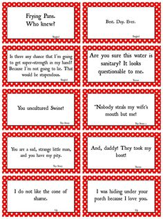 Disney Movie Quotes game with Free Printables! - A girl and a glue gun Disney Movie Quotes game with Free Printables! -- might be fun to do while waiting to board! Disney Diy, Disney Crafts, Disney Love, Disney Stuff, Disney Couples, Disney Family, Disney Magic, Disney Vacations, Disney Trips