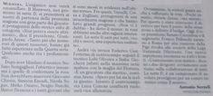 SCRIVOQUANDOVOGLIO: IL MURAVERA CONFERMA L'INTERA ROSA (15/06/2015)