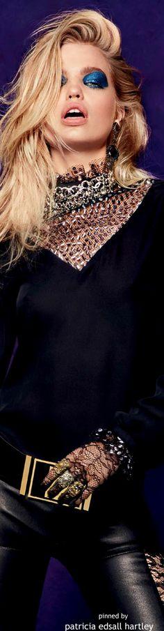 Daphne Groeneveld - Vogue Russia - August 2015