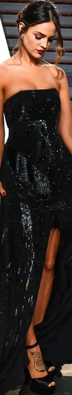 Eiza Gonzalez 2017 Vanity Fair Oscar Party