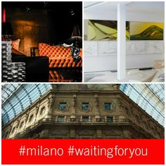 """""""Milan is waiting for you"""""""