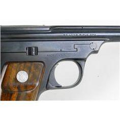 Smith & Wesson 4th Model Single Shot Pistol