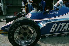 1980 British Grand Prix; Ligier JS11 Jacques Laffite
