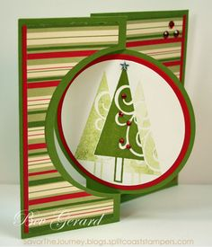Another card using the Sizzix flip it dies, love these