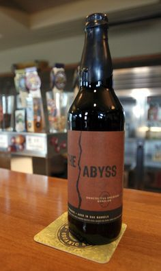 """The Abyss makes the list! Check out Huffington Posts """"17 Of The Most Sought-After Craft Beers In America, And How To Find Them""""."""