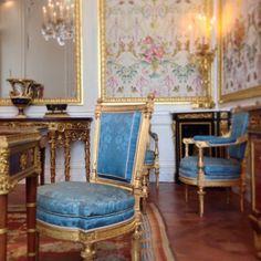https://flic.kr/p/nUXMXr   #objetsdart18 #muséedulouvre #salon #marieantoinette #musée #louvre