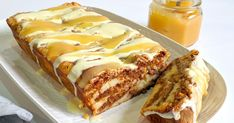 We've given choc ripple cake a zesty twist by using butternut snap cookies, lemon curd and condensed milk. Cheesecake With Whipped Cream, Lemon Cheesecake, Lemon Recipes, Sweet Recipes, Choc Ripple Cake, Yummy Things To Bake, Milk Dessert, Condensed Milk, Pudding Recipes