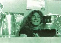 Robert Plant AND coffee? Yes, please! | Led Zeppelin