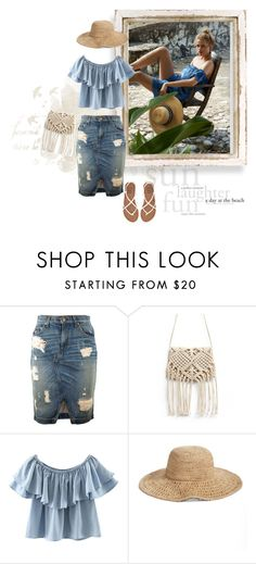 """Visiting Tulum"" by seafreak83 on Polyvore featuring rag & bone, Chicnova Fashion, Nordstrom and Billabong"