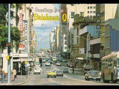 Queen Street, Brisbane in the 1970s