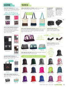 ISSUU - Thirty-One Catalog Fall 2014 by Thirty-One