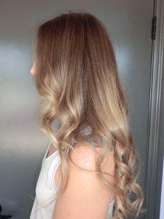 brown/blonde