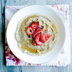 11 dań oczyszczających organizm #śniadania #breakfast #oats #strawberries #przepis #pornfood #healthy