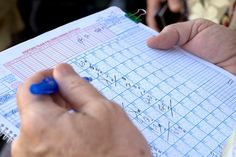 Instructions for keeping a scorebook on a baseball or softball game, with the symbols, abbreviations and step-by-step examples. Espn Baseball, Baseball Playoffs, Marlins Baseball, Baseball Scoreboard, Baseball Scores, Baseball Helmet, Baseball Tips, Baseball Pitching, Chicago Cubs Baseball