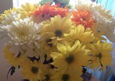 Birthday flowers 2013