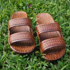 classic brown pali hawaii sandals - The Hawaiian Jesus Sandals (FINALLY ORDERED MINE)
