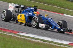 2015 Malaysia Grand Prix, Sauber F1 Team. Felipe Nasr. Saturday. Check out our NEW BOARD: 2015 VIDEOS! - #F1 #SauberF1Team #Formula1 #FormulaOne #motorsport #MalaysiaGP #MalaysianGP