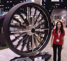 Honeywell wind turbine $5000 can pull current from winds as slow as 2 mph