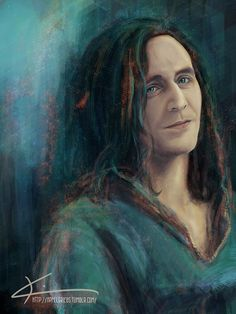 MISCHIEF by apfelgriebs Fan Art / Digital Art / Painting & Airbrushing / Movies & TV©2013-2014 apfelgriebs