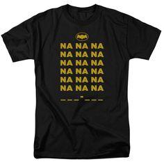 Batman Classic TV: Na Na Na T-Shirt