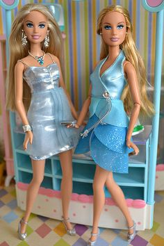 Fashion Fever dolls