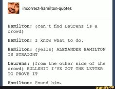 Image result for Alexander Hamilton and John Laurens smut