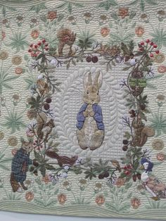 Do it yourself also known as DIY is the method of building modifying or repairing something without the aid of experts or professionals Yoko Saito, Tokyo Dome, Patch Quilt, Applique Quilts, Beatrix Potter, International Quilt Festival, Japanese Quilts, Small Quilts, Peter Rabbit