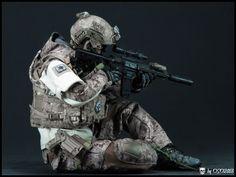 Modern War (1990s to Present) US Navy SEALs - DEVGRU - Silver Team, RECCE Sniper (Maritime Ops) - OSW: One Sixth Warrior Forum