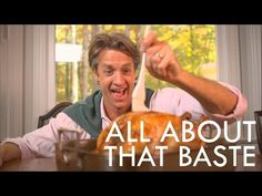 """Hilarious Thanksgiving Parody Video: Its All About That """"Baste"""""""