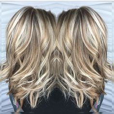 blonde highlights and lowlights - Google Search:
