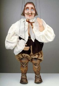 Aristocrat - Quality - Aristocrat - Quality Marionettes Puppets and Collectibles --- #Theaterkompass #Theater #Theatre #Puppen #Marionette #Handpuppen #Stockpuppen #Puppenspieler #Puppenspiel